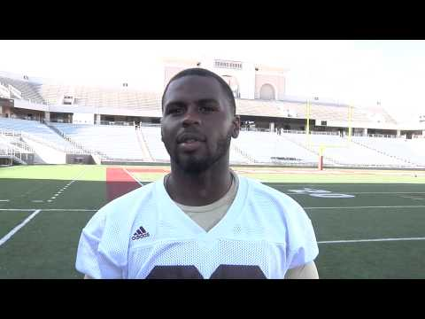 Senior running back Robert Lowe on leading the team into Florida State