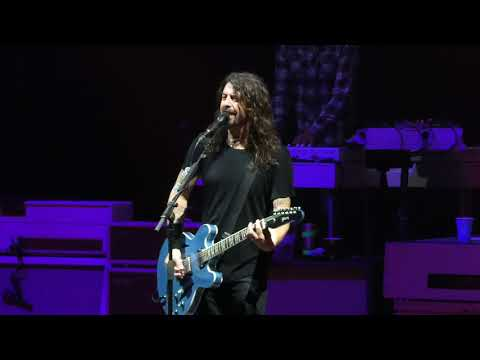 """Big Me"" Foo Fighters@Madison Square Garden New York 7/16/18"