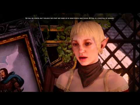 Sera/ Lavellan romance breakup after drinking from Well of Sorrows