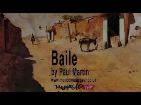 Mundo Music Sessions -Baile- by Paul Martin
