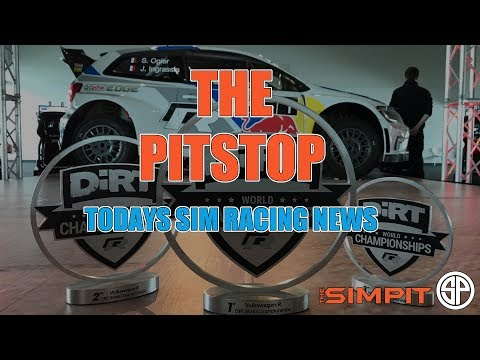 Indy 500 Challenge, Dirt Champs, WRC Sweeden, ETC Update, HTC in F1, Gamers Limits and more