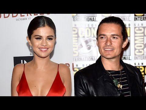 Orlando Bloom Speaks Out About Selena Gomez Relationship! VIDEO