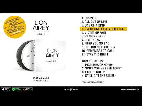 """Don Airey """"One of A Kind"""" Official Album Pre-Listening"""