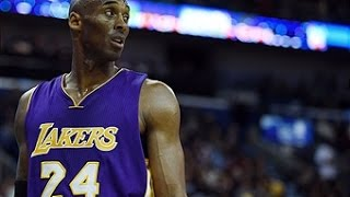 2015 All-Star Top 10: Kobe Bryant