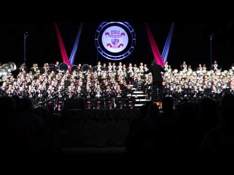 Stars and Stripes Forever Ohio State Marching Band Concert 11 12 2015