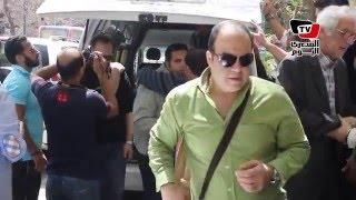 تشييع جنازة جدة  محمد وكريم محمود عبد العزيز من «عمر مكرم»