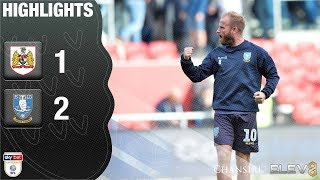 Bristol City 1 Sheffield Wednesday 2 | Extended highlights | 2018/19