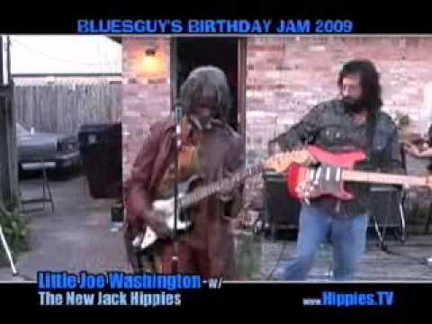 HippiesTV -  Bluesguy's Birthday Jam #9 - Season 7 Episode 0904