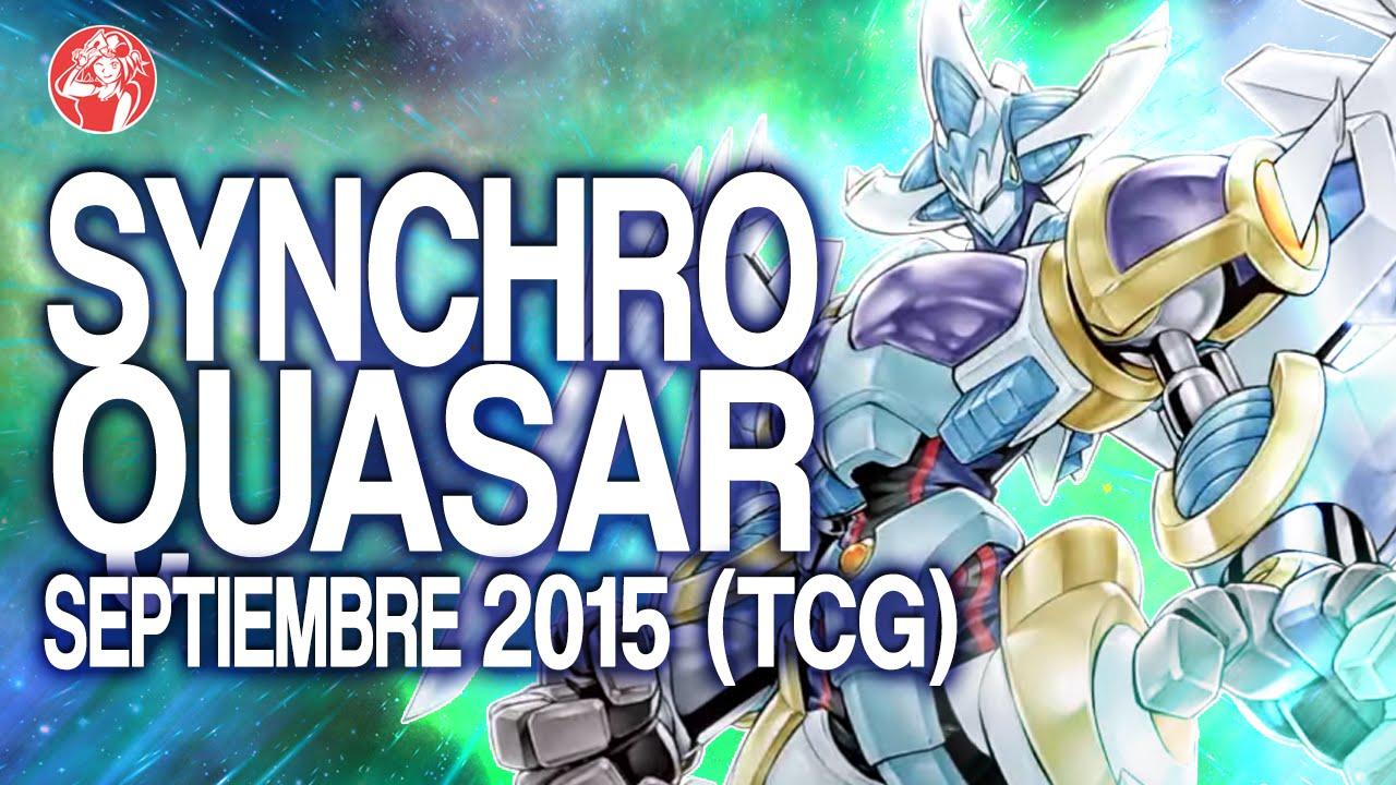 quasar synchro