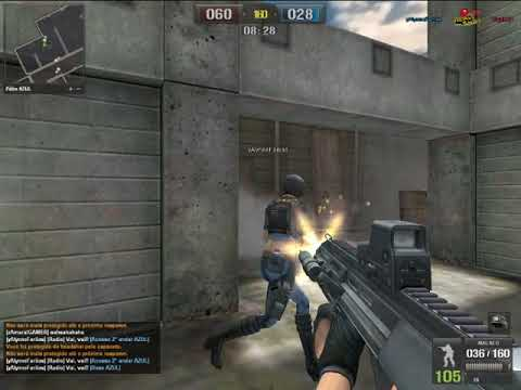 Point Blank General usando hack