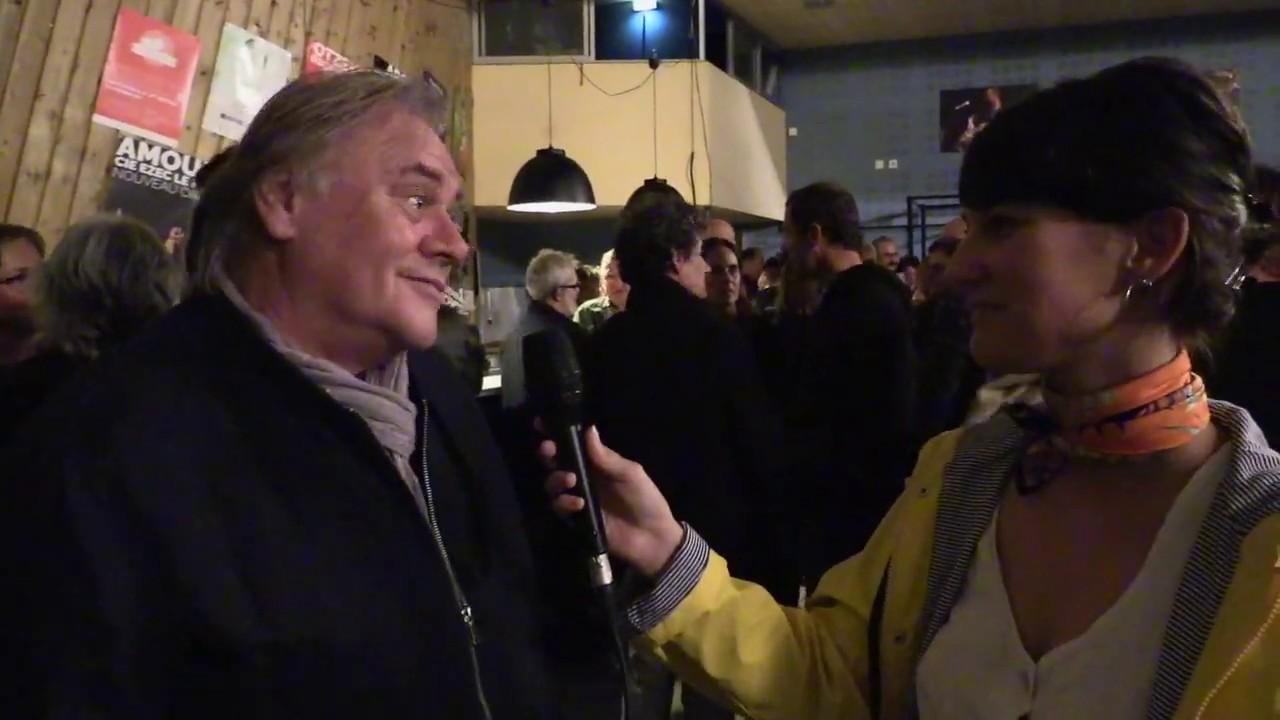 Interviews sur le spectacle Amour(s) 17/11/2018