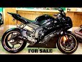 YAMAHA R6 FOR SALE IN PAKISTAN CHECK CONDITION ON PK BIKES