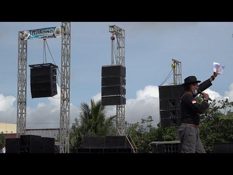 Seluruh Pemilik Sound System se-Mimika Bergabung, Langit Timika 'Bergetar'