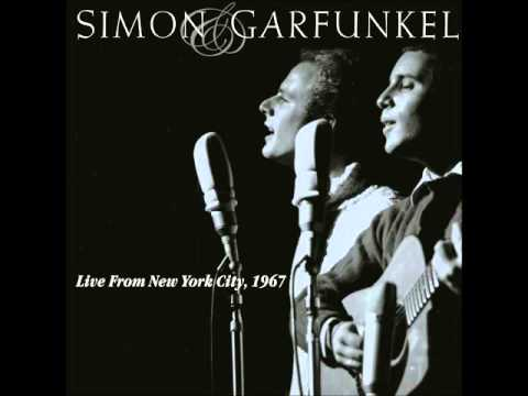 Simon & Garfunkel A Poem on the Underground Wall