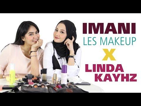 Get Ready with Imani X Linda Kayhz   Imani Les Makeup