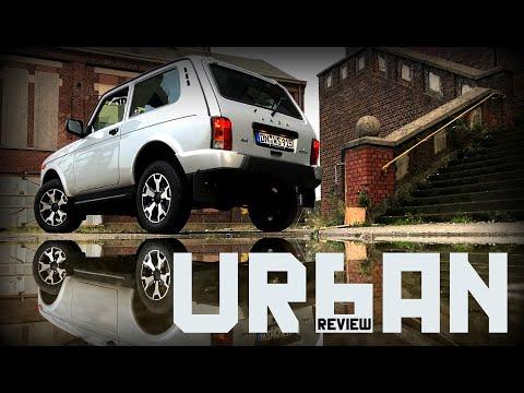 🚗 LADA Niva - Urban Im Überblick