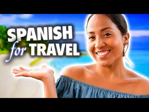 Beginner Spanish Phrases Every Traveler Needs to Know ✈️