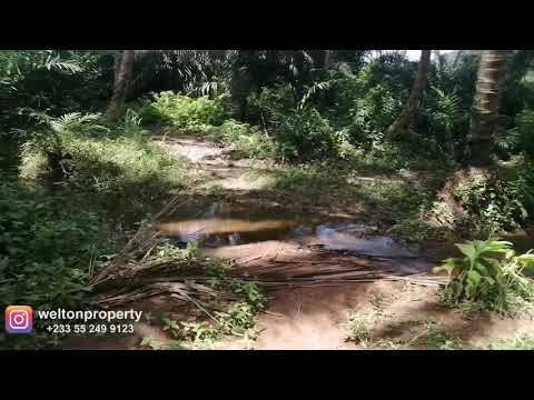 Lands for Sale at Akraman - 45 Minutes Drive from Accra (Building in Ghana)
