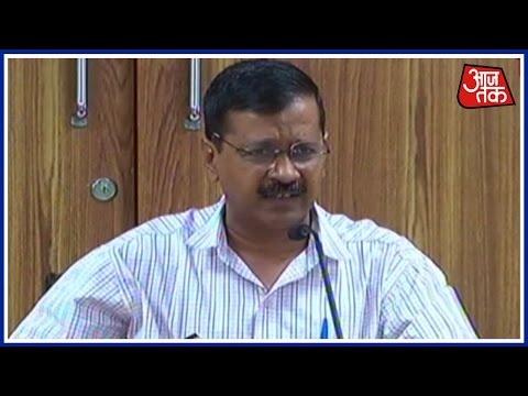 Highlights: Delhi Chief Minister Arvind Kejriwal's Press Conference