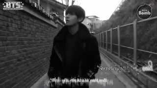 [BangTanSodamn][Vietsub] [BANGTAN BOMB] Someone like you (sung & produced by V)