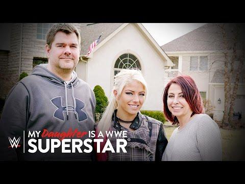Alexa Bliss: My Daughter Is A WWE Superstar - Alexa's Emotional Journey To WWE