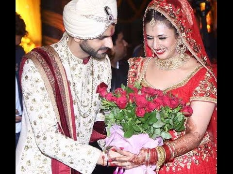 Divyanka Tripathi and Vivek Finally Married Couple - YouTube