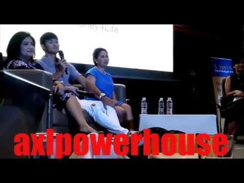 Matteo Guidicelli and Sun Life Philippines bring a brighter future through SunLife Prosperity Card