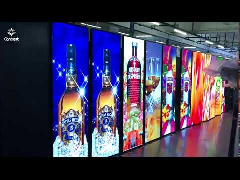 50 Sets LED Poster Display in Stock, Fast Delivery Within 3 Days