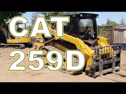 Buying a Brand New Caterpillar 259D Review. $61,000 Worth it?
