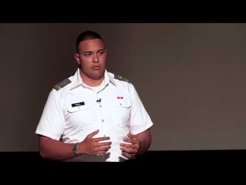 Army Brat: Staying Grounded While Moving | OJ Hall | TEDxWestPoint