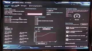 aSUS Z170-A Motherboard BIOS Overview