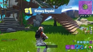 Fortnite: Easy Solo Win