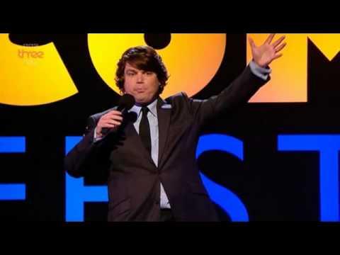 Charlie Baker Edinburgh Comedy Fest 2012