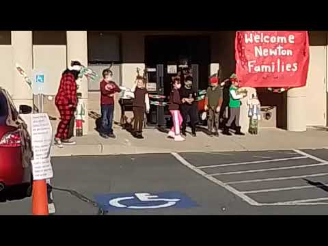 Newton Learning Center Christmas show
