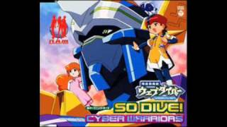 【SO DIVE! / R.A.M.】 電脳冒険記ウェブダイバーOP thumbnail