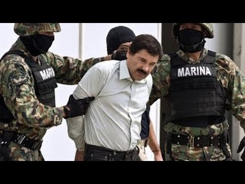 "The World's Most-wanted Drug Lord: Joaquin ""El Chapo"" Guzman"