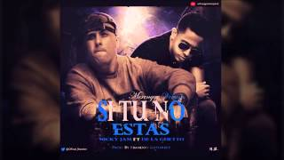 Nicky Jam Ft. De La Guetto - Si Tu No Estas (Merengue Version) (Prod. By Brandon Gutiérrez)