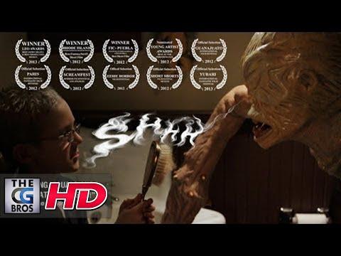 "CGI VFX Short Films HD: ""Shhh"" - by Freddy Chavez Olmos & Shervin Shoghian"