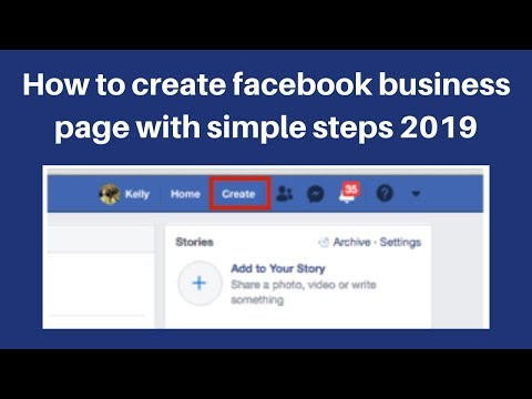 How to create facebook business page with simple steps 2019 | Digital Marketing Tutorial thumbnail