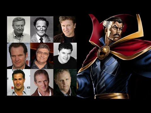 Comparing The Voices  Doctor Strange