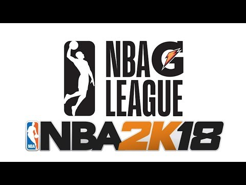 G League Roster For NBA 2K18