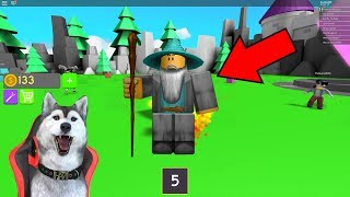 DEVIN CEL MAI MARE MAGICIAN ! Magic Simulator Roblox