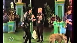 "Ирина Аллегрова - Хулиган, Дог-шоу ""Я и моя собака"" , 1998"