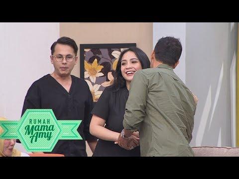 Cieehh Gigi Senang Banget Nih Kedatangan Hamish Daud  - Rumah Mama Amy (10/10)
