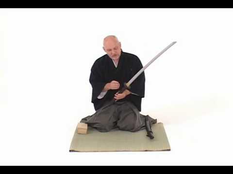 Masayuki Shimabukuro Samurai Swordsmanship: The Basics [1/11] CD1