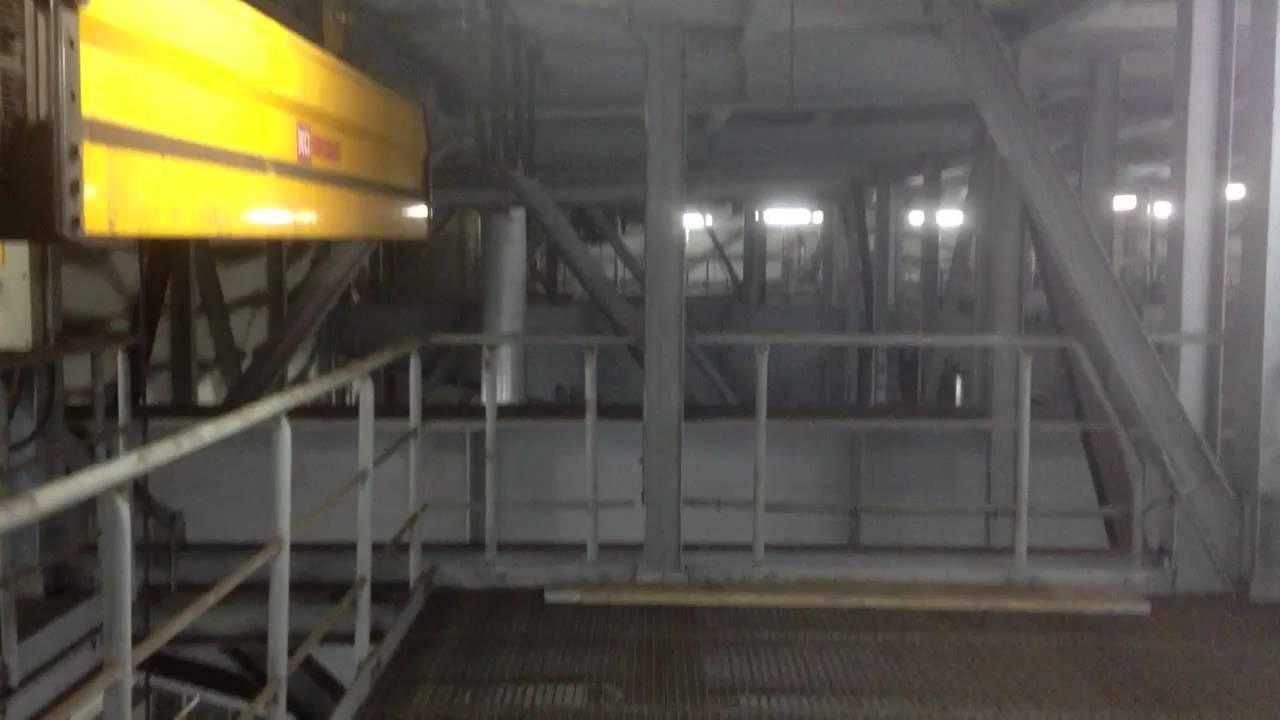 Kessel Kraftwerk Niederaußem - YouTube
