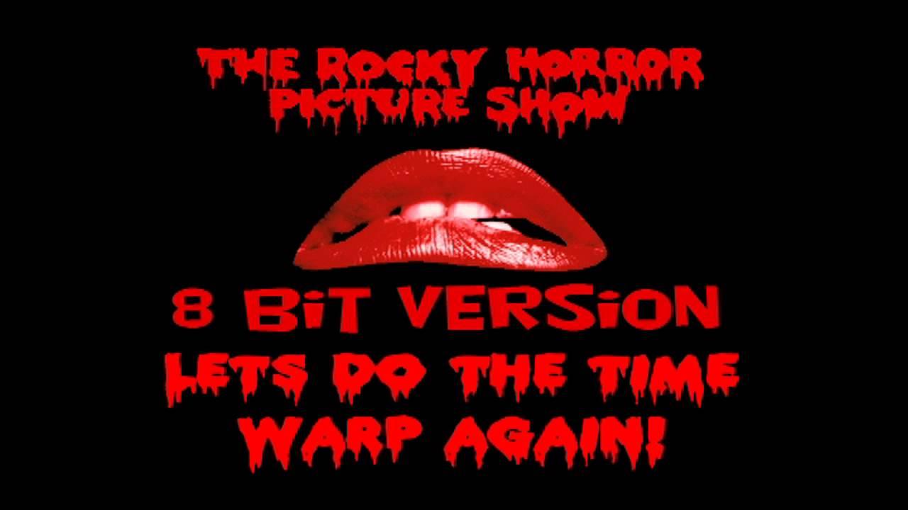 Let's Do the Time Warp Again (8 bit remix cover version ...