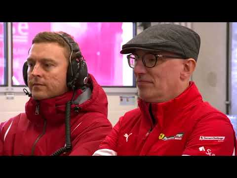 Ferrari Challenge Europe - Spielberg 2019 - Trofeo Pirelli Race 1 News