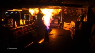 Alien Isolation Gameplay (PC) - Ultra Settings