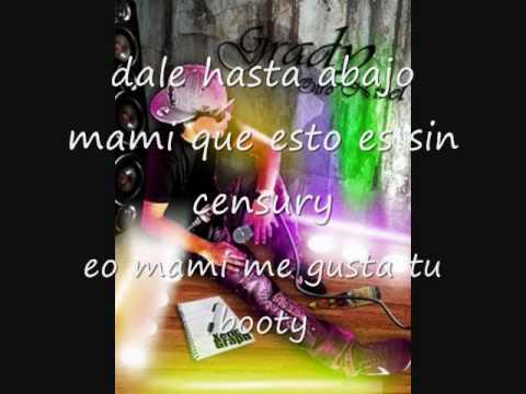 GRADY ME GUSTA TU BOOTY AUDIO HD KARAOKE